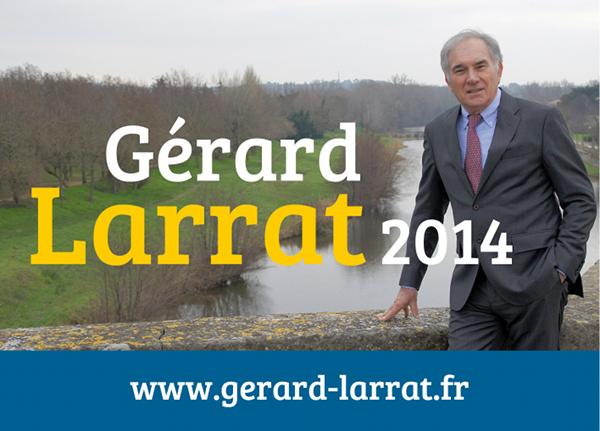 Gérard Larrat